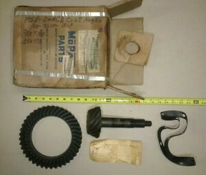Nos Mopar 1957 To 1971 Ring Pinion Set 8 3 4 Rear End Dodge Plymouth Chrysler