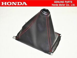 Honda Genuine Integra Dc2 Rsx Type r Shifter Shift Boot Oem Jdm