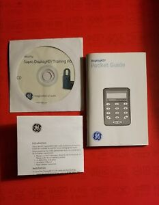 Ge Supra Ibox Real Estate Display Key Pocket Guide And Cd