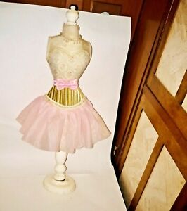 New Pink Decorative Mannequin 26 1 2 Tall Made In The Philippines