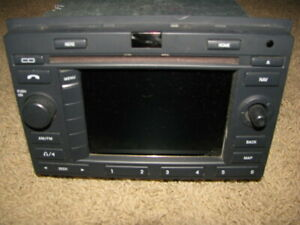 2003 2006 Ford Expedition Radio Receiver Navigation Display Screen Oem