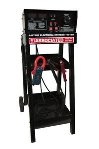 Associated 6042 500amp Carbon Pile Load Tester 12 24v Electrical Systems