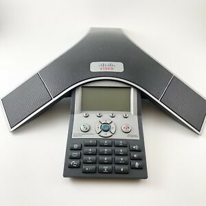 Cisco Cp 7937g Ip Conference Station Voip Phone