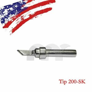 New For Atten Quick High freque Soldering Station Solder Iron Tip 200 sk