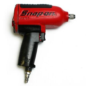 Snap On Mg725 1 2 Drive Impact Wrench Free Shipping