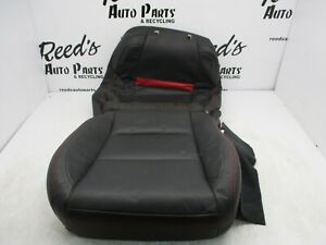 2012 2015 Toyota Camry Front Passenger Seat Cushion And Back Skin 200416