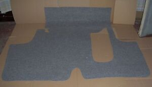 New 1952 1953 1954 1955 Lincoln One Piece Trunk Mat Makes Trunk Clean And Neat