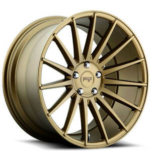 4 19 Niche Wheels M158 Form Bronze Rims b41