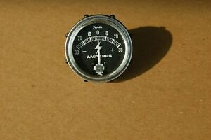 Wisconsin Engines Ye2 Ammeter Made In The Usa