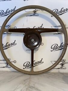 Packard 1941 42 Steering Wheel