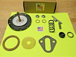 1952 To 1956 Ford Truck B C F 700 To 900 Fuel Pump Rebuild Kit For Modern Fuels