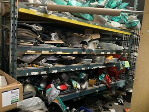 Lot Of Over 4000 Pc Of Used Parts