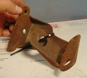 1920 S Model T Ford Body Frame Mounts Tt Truck Originals L K
