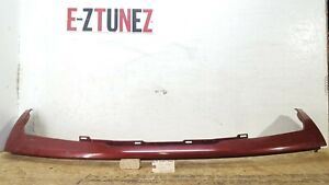2005 2008 Nissan Frontier Upper Front Bumper Cover Oem