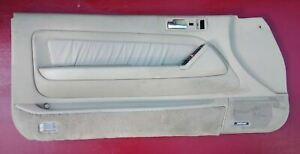 1990 91 92 93 Honda Accord 2dr Coupe Left Driver Power Door Panel