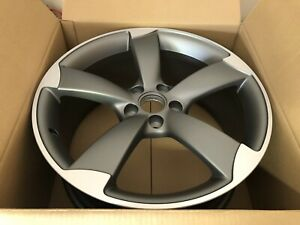 Audi Oem 10 16 A4 S4 S5 Wheel alloy 8k0601025cn brand New
