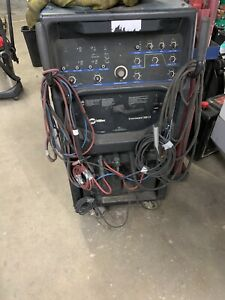 Miller Syncrowave 350 Lx Tig Welder With Extras