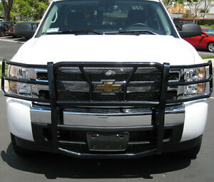 Heavy Duty Ranch Style Grille Guard Chevy 1500 2007 2008 2009 10 2011 2012 2013