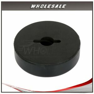 1x Atv Utv Winch Rubber Hook Stopper Line Saver Winch Guard Cable Stop