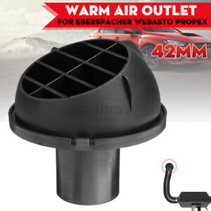 42mm Rotatable Heater Duct Warm Air Vent Outlet For Eberspacher For Webasto