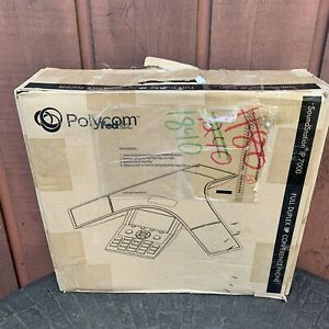 new Polycom Soundstation Ip 7000 2200 40000 001 Poe Conference Phone