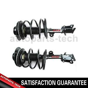 2 Focus Auto Parts Front Struts Coil Spring Assembly For Dodge Caravan 2001 2007