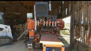 Woodmizer Lt 70 2007 Bandsaw Wood Mill