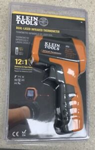 Klein Tool Ir5 Dual laser Infrared Thermometer New