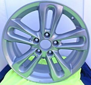 17 Honda Civic Si 17 06 10 Factory Oem Rim Wheels New Silver Set Of 4 Wheel