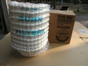 Bunn Commercial Coffee Filter 20100 0000 Tea Or Coffee Brewer 500 Filters