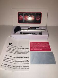 newest Model 4th Generation Dr Mom Led Pocket Otoscope