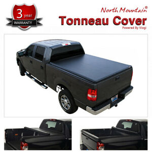 For 2017 now Honda Ridgeline Lock Roll Up Soft Tonneau Cover