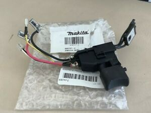 Makita Drill Switch 650747 2 For Lithium ion Cordless Hammer Drill 18v