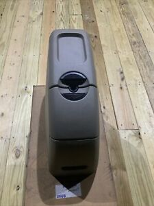 Console 2001 03 Chrysler Dodge Minivan Sandstone New