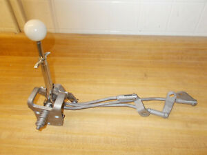 58 62 Corvette Complete 4 Speed Shifter Transmission Rods Shift Levers