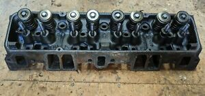 Cylinder Heads Small Block Chevy 624 1985 Chevrolet Pair