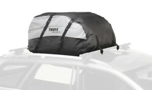 Thule Escape Ii No 866 Soft Sided Cargo Bag Carrier 15 Cu Ft Roof Mount