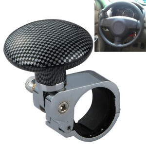Universal Steering Wheel Handle Assister Spinner Knob Ball Auto Truck Collapsib