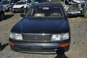 Front Bumper Without Headlamp Washers Fits 95 97 Lexus Ls400 671279