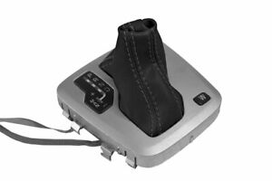 Volvo Xc90 Auto Shifter Gear Boot Cover Pvc Leather For 2003 2014 Black