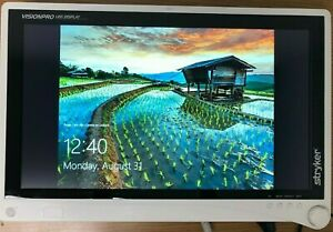 Stryker 0240031020 Visionpro 26 Led Display Monitor W power Supply