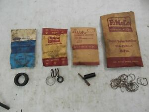 Small Lot Of T Bird Parts 1955 57 Nos