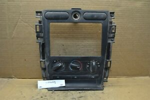 05 09 Ford Mustang Climate Control Radio Bezel Dash 4r336304302a Panel 357 16b4