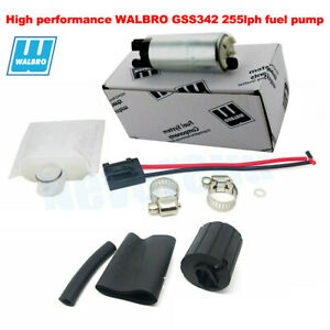 Walbro Gss342 High Performance 255 Lph Fuel Pump For 1993 2018 Nissan Vehicles