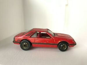 1979 Hot Wheels Ford Mustang Cobra Red