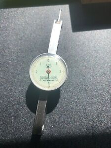 Vintage Mueller Gages G303 Dial Indicator 0001 Made In England