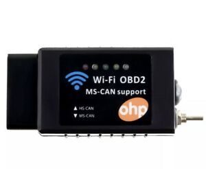 Wifi Forscan Obd2 Adapter Ohp Elm327 Scan Tool W Ms Can Hs Scan Switch For Ford
