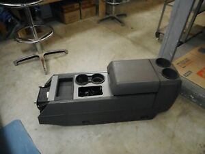 2008 Ford Expedition Xlt Console Assembly