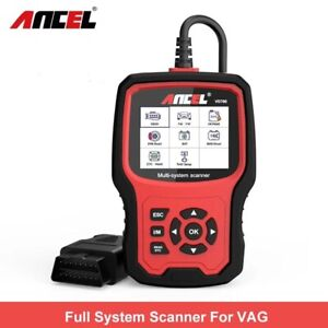 Ancel Vd700 Abs Srs Dpf Oil All System Auto Obd2 Diagnostic Scanner Code Reader