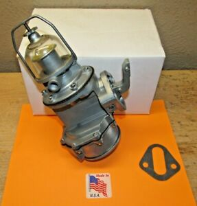 1942 To 1952 Chevrolet Double Action Fuel Pump Rebuilt For Modern Fuels Ac 9803